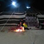 سعر الخيمة في ربيع النعيرية يصل إلى 800 ريال في الليلة