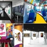 «التلغراف» تدرج محطات مترو دبي في قائمة أجمل محطات المترو حول العالم