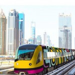 محمد بن راشد يطلق مشروعاً لتحويل محطات مترو دبي لمتاحف