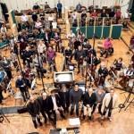 """الأوركسترا الألمانية تبدأ التسجيلات الموسيقية لـ """"عناقيد الضياء"""""""