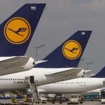 «لوفتهنزا» الألمانية تلغي 3800 رحلة بسبب إضراب الطيارين