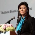 إقالة رئيسة وزراء تايلاند من منصبها