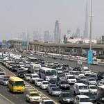 تطبيق تجريبي للسيارات المشتركة على شارعي محمد بن زايد والإمارات