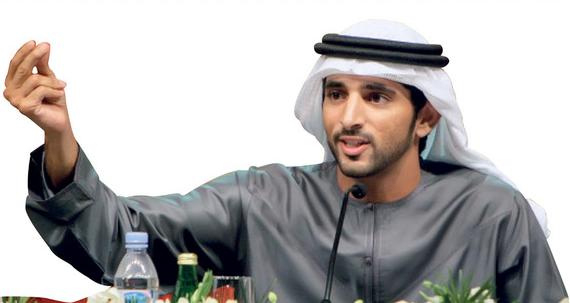 حمدان بن محمد: استراتيجية التنويع الاقتصادي تسير بخطى ثابتة في تحقيق أهدافها