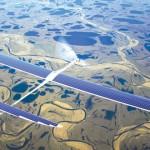 طائرة بالطاقة الشمسية تنهي رحلتها التجريبية حول العالم