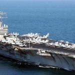 تحرك حاملة طائرات أميركية إلى الخليج.. وطهران تعرض «خدماتها»