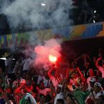 تغريم الجزائر 55 ألف دولار بسبب «الألعاب النارية»