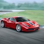 فيراري ايطاليا 458 Speciale سبايدر ستكون محدودة عند 458 نسخة