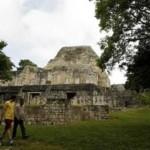 العثور على مدينتين من حضارة المايا