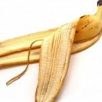 قشر الموز يخفض مستوى الكوليسترول في الدم