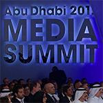 رانيا العبدالله تفتتح أعمال قمة أبوظبي للإعلام 2014