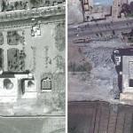 الأقمار الصناعية تظهر تضرر 290 موقعا تراثيا سوريا من الحرب