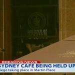 بالفيديو: فرار خمسة رهائن من مختطف «مقهى سيدني»