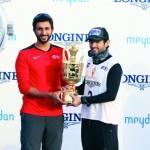 حمدان بن محمد بطل كأس محمد بن راشد للقدرة