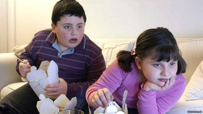 دراسة: هناك مرحلتان لسمنة الأطفال