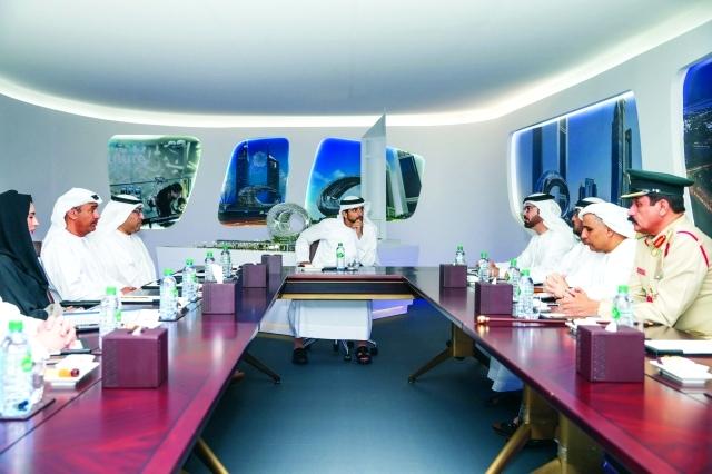 حمدان بن محمد يوجه بسرعة تنفيذ متحف المستقبل وجهة المخترعين