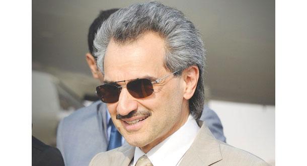 الوليد بن طلال لا يريد بقاء الرئيس التنفيذي المؤقت لتويتر في المنصب