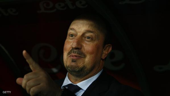 رسميا.. بنيتيز مدربا لريال مدريد