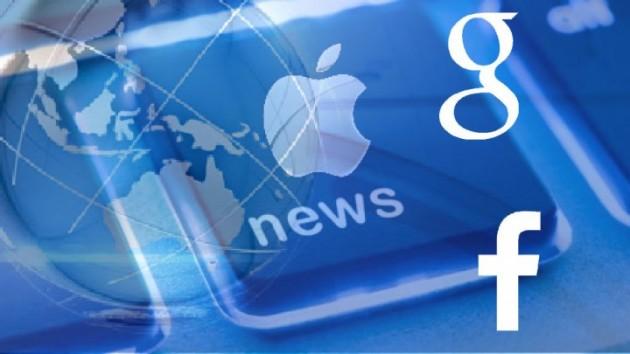 """مغامرة جديدة لـ """"آبل"""" في مواجهة خدمات غوغل وفيس بوك الأخبارية"""