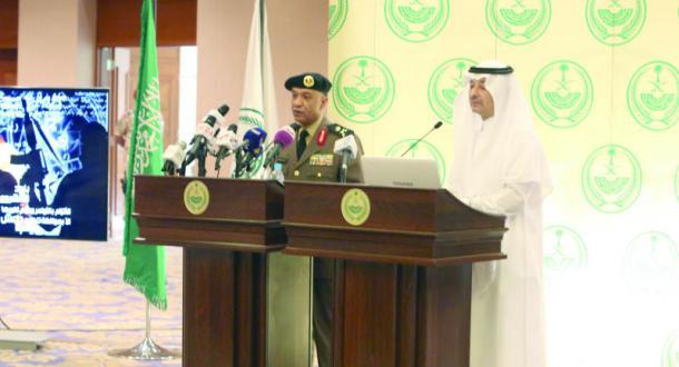 السعودية تطيح خلايا عنقودية مرتبطة بـ«داعش».. وتديرها دول