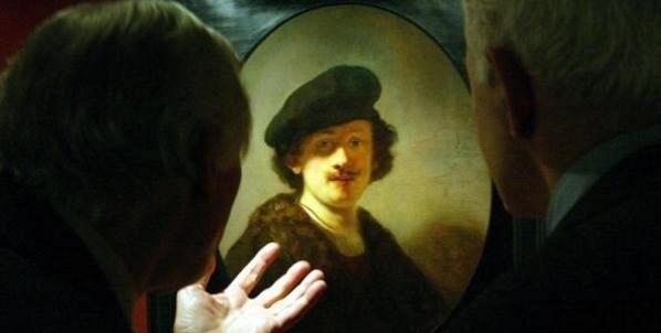 لوحات «سيلفي» القرن السابع عشر في معرض بهولندا