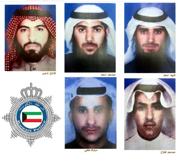 الكويت: كشف وضبط عناصر شبكة إرهابية تنتمي لداعش