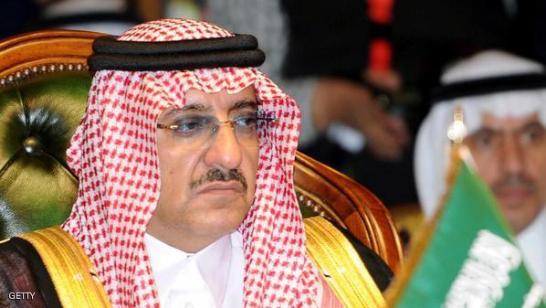 ولي العهد السعودي: نتصدى بحزم للإرهاب