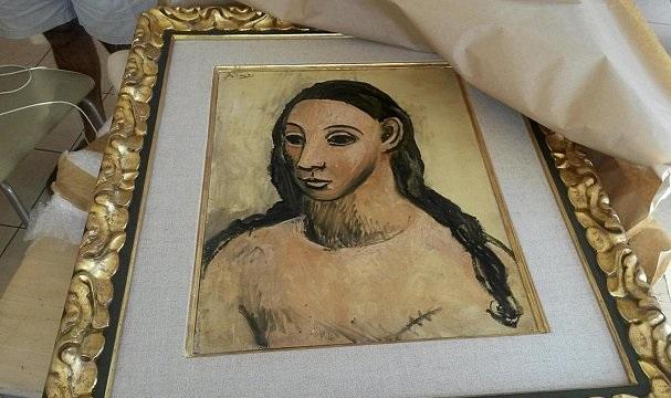 فرنسا تسلم أسبانيا لوحة لبيكاسو بقيمة 25 مليون يورو