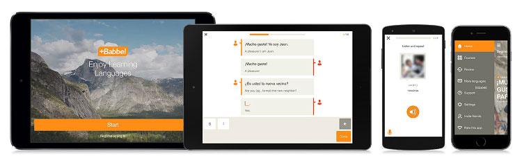 بالصور 5 تطبيقات تساعد على تعلم اللغة الإنجليزية للمبتدئين