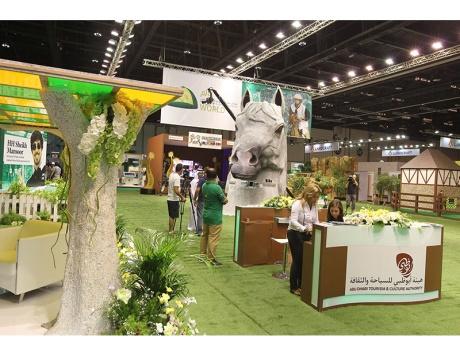 «مهرجان منصور بن زايد» يوثق منافساته في معرض أبوظبي الدولي