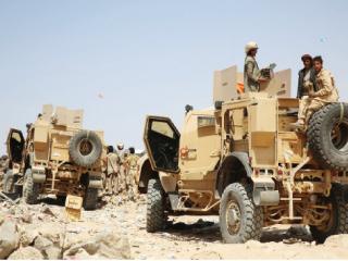 هروب جماعي لقوات الحوثي وصالح من مدينة مأرب