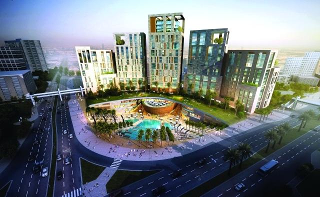 (طرق دبي) تطرح مشروع واحة الاتحاد للمزايدة