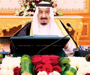 خادم الحرمين: الاستغلال السياسي لحادث منى لن يؤثر على دور المملكة