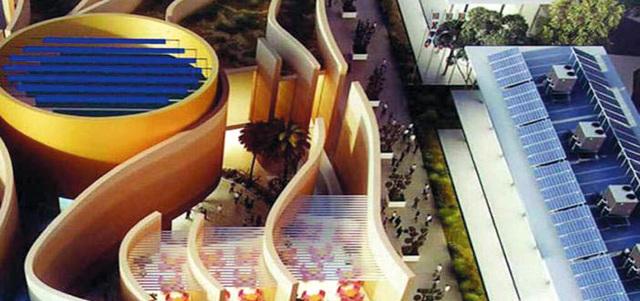 جناح الإمارات في «إكسبو ميلانو» يحصد جائزة أفضل تصميم خارجي