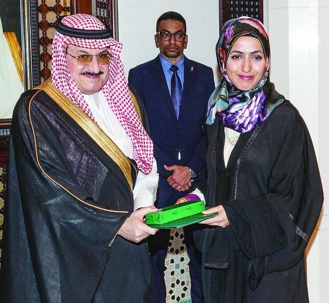وفاء.. عقل علمي سعودي يفوز بعشرة جوائز محلية وعالمية