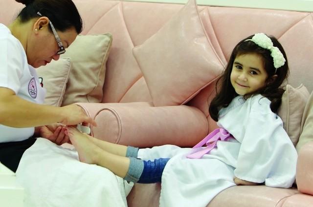 أول منتجع صحي للأطفال في العالم موجود في دبي