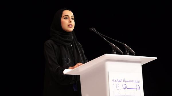 شمة المزروعي: لا مستحيل في الإمارات