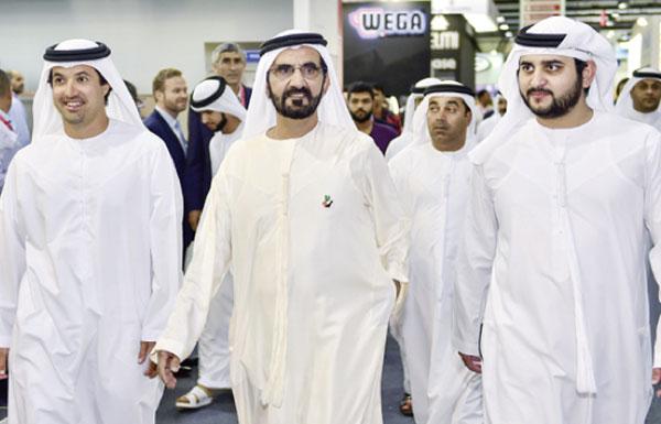 محمد بن راشد: الإمارات جسر تواصل لا ينقطع وستظل المنفذ المطل على الغرب والشرق