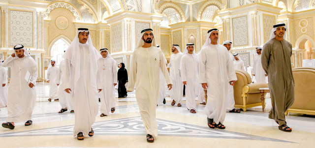 محمد بن راشد يصدر قانونا بشأن النظام المالي لحكومة دبي