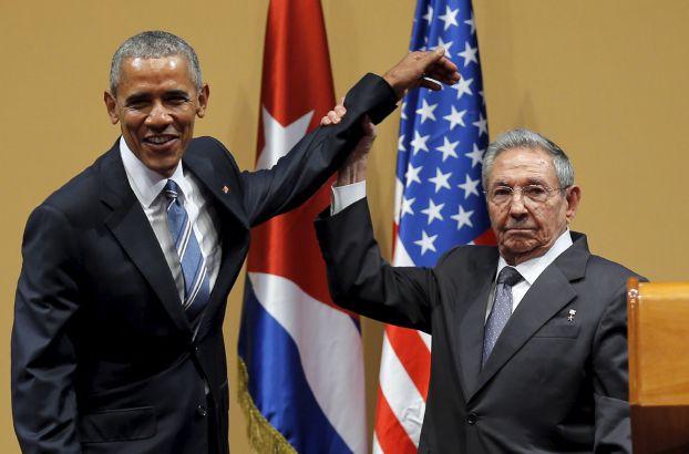 أوباما يتحدث عن «يوم جديد» في العلاقات بين واشنطن وهافانا
