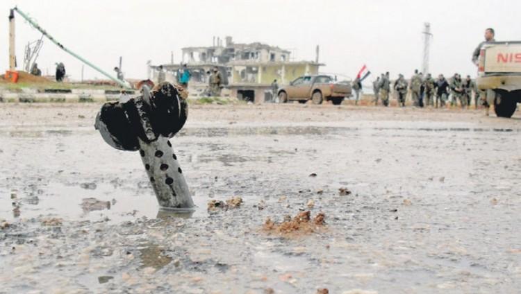 استفزازات الأسد تدفع الأردن لفتح المجال البري لضرب «داعش»