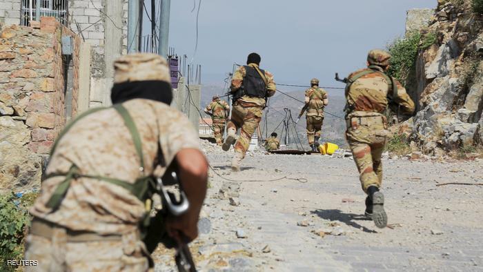 اشتباكات عنيفة بين المقاومة و«الحوثيين» في البيضاء