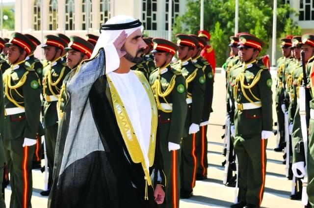 فُرسان الحزم والأمل.. أشاوس فخر في أشعار محمد بن راشد
