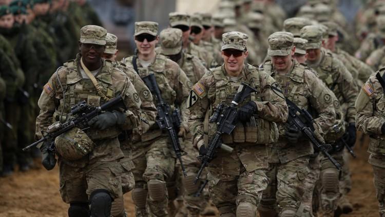 إرسال تعزيزات عسكرية إضافية لحماية السفارة الأمريكية ببغداد
