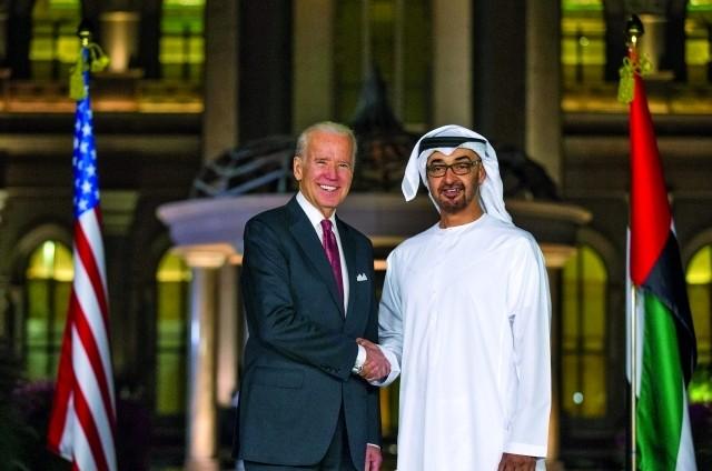 محمد بن زايد: رؤيتنا عالم عربي مستقر وآمن يتطلع إلى المستقبل بتفاؤل وإيجابية