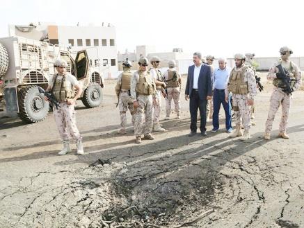 «القاعدة» في اليمن على قائمة أهداف التحالف العربي