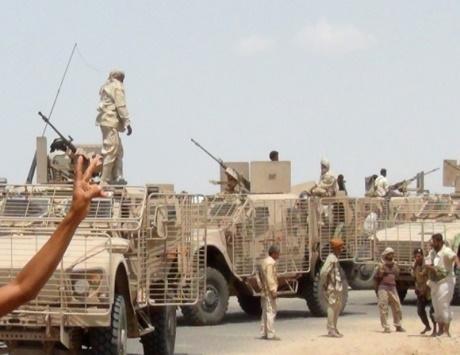 «قوات الشرعية» تسيطر على 80% من الجوف