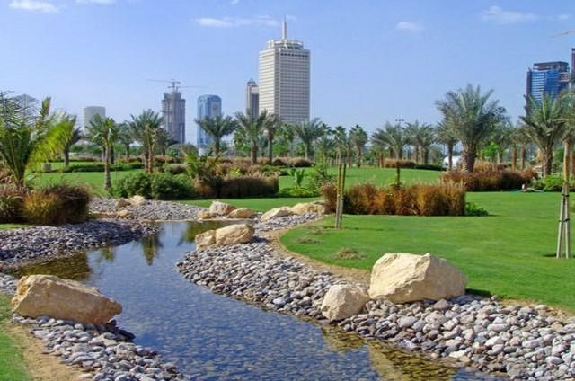 """بتوجيهات رئيس الدولة محمد بن زايد يأمر بتغيير مسمى حديقة المشرف المركزية إلى حديقة""""أم الإمارات"""""""
