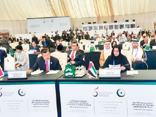 الإمارات: عدم حل القضية الفلسطينية يجذب قوى الإرهاب