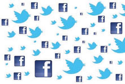 تعرف على أسباب إدمان فيس بوك وتويتر